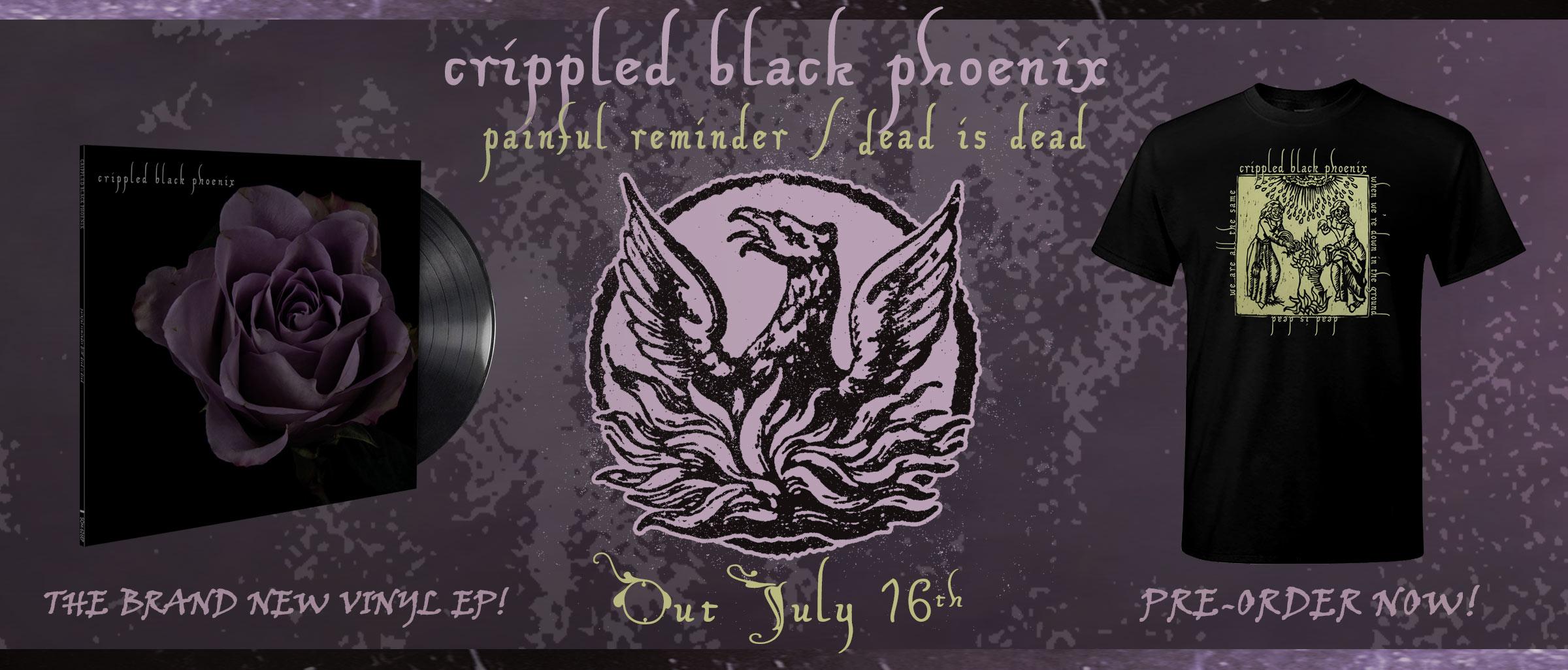 Crippled Black Phoenix – Painful Reminder